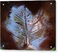 The Tree Of Life  Acrylic Print by Viggo Mortensen
