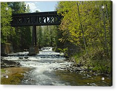 The Trestle Acrylic Print