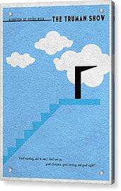 The Truman Show Acrylic Print by Ayse Deniz
