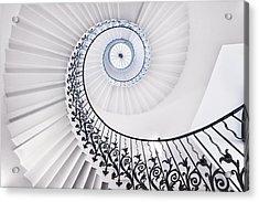 The Tulip Staircase Acrylic Print