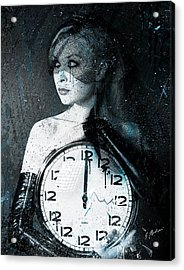 The Twelfth Hour Acrylic Print