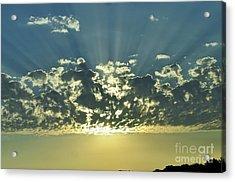 The Ultimate Sunrise Acrylic Print