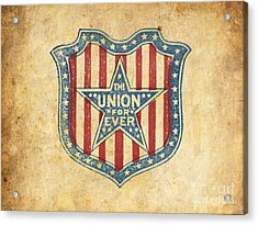 The Union Forever Acrylic Print