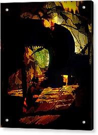 The Unknown Acrylic Print by Gerlinde Keating - Galleria GK Keating Associates Inc