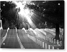 The Unknown Soldiers Acrylic Print