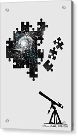 The Unsolved Mystery Acrylic Print