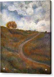 The Uphill Road Acrylic Print