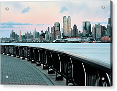 The Upper West Side Acrylic Print by JC Findley
