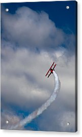 The Vapor Trail Acrylic Print