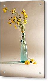 The Vase Acrylic Print