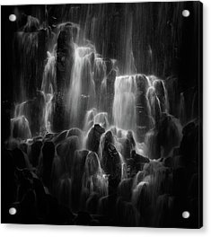 The Veiled Beings --- Ramona Falls Acrylic Print