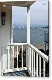 The View From The Porch Acrylic Print