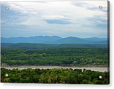 The View From The Tower Acrylic Print