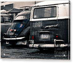 The Wagens  Acrylic Print by Steven Digman