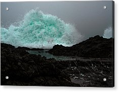 The Wall Series Frame 3 Full Res Acrylic Print