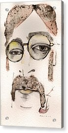 The Walrus As John Lennon Acrylic Print