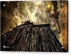 The Warehouse Acrylic Print by Charlie Duncan