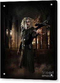 The Warlock Acrylic Print