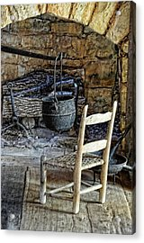 The Warming Place Acrylic Print by Jan Amiss Photography