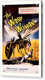 The Wasp Woman 1959 Acrylic Print