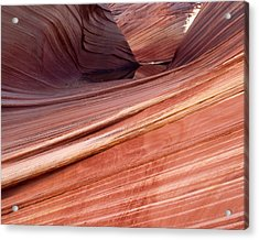 'the Wave' North Coyote Buttes 62 Acrylic Print