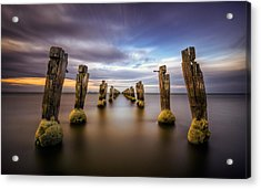 The Way Acrylic Print by Lincoln Harrison