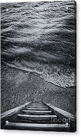 The Way To Unknown Acrylic Print by Svetlana Sewell
