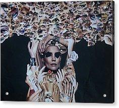 The Way We Die Acrylic Print