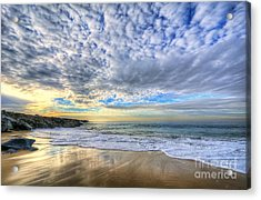 The Wedge - Newport Beach Acrylic Print