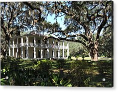 The Wesley House 1 Acrylic Print by Michele Kaiser