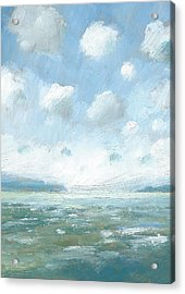 The Western Solent Part One Acrylic Print by Alan Daysh
