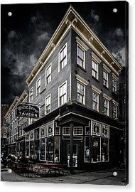 The White Horse Tavern Acrylic Print