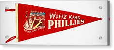 The Whiz Kids Acrylic Print by Bill Cannon