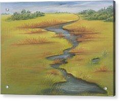 The Wicken Fen Acrylic Print