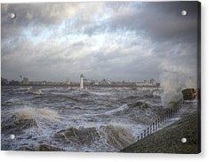 The Wild Mersey Acrylic Print