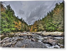 The Wild River Acrylic Print