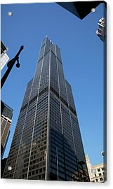 The Willis Tower Acrylic Print by Jim West