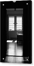 The Window Acrylic Print