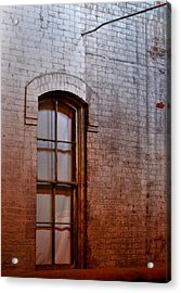 The Window Of Opportunity Acrylic Print