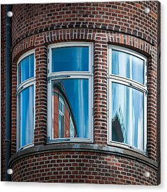 The Windows Acrylic Print
