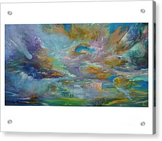The Winds Of Changes Shift Acrylic Print