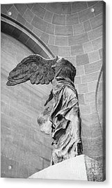 The Winged Victory Acrylic Print