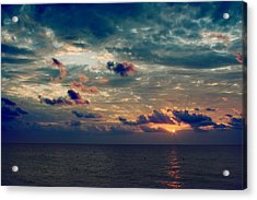 The Wonder Of It All Acrylic Print by Laurie Search