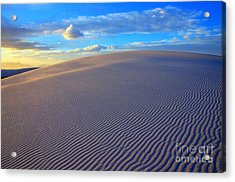 The Wonder Of New Mexico Acrylic Print by Bob Christopher
