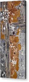 The Wooden Cross Acrylic Print by David Raderstorf