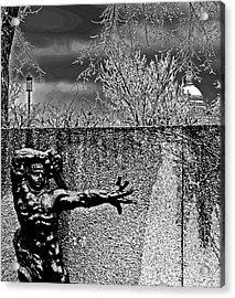 The Great Warrior Of Montauban Acrylic Print