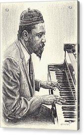 Thelonious Monk II Acrylic Print