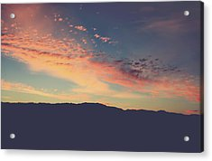 There's Only Here And Now Acrylic Print