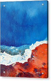 Thermal Shift Acrylic Print by Abbie Groves