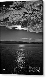 Thieves Bay View Acrylic Print